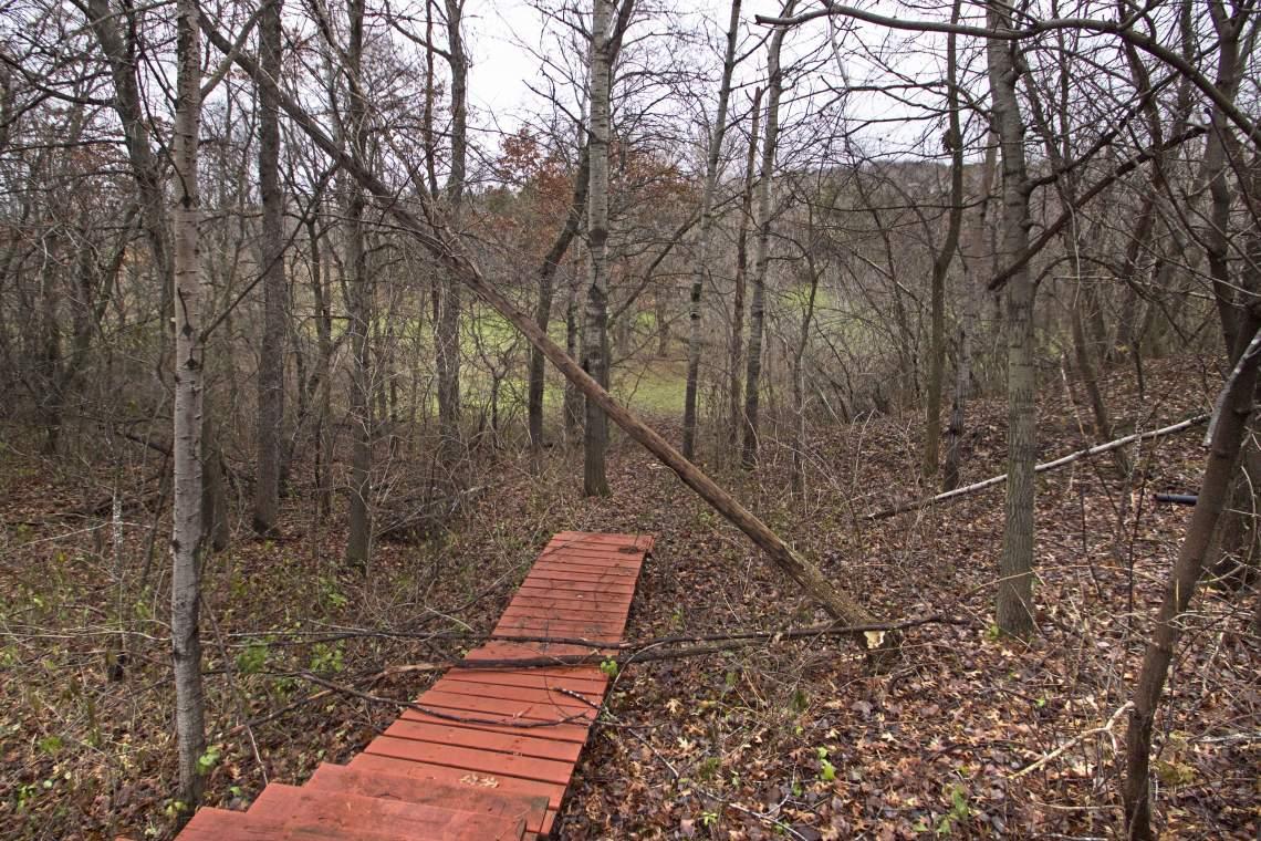 1 Back walkway 2