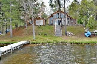 26196 Lipsett Lake Rd, Spooner, WI 54801
