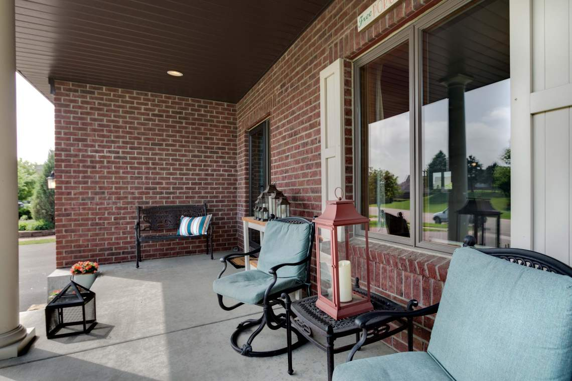 1 Front Patio 2