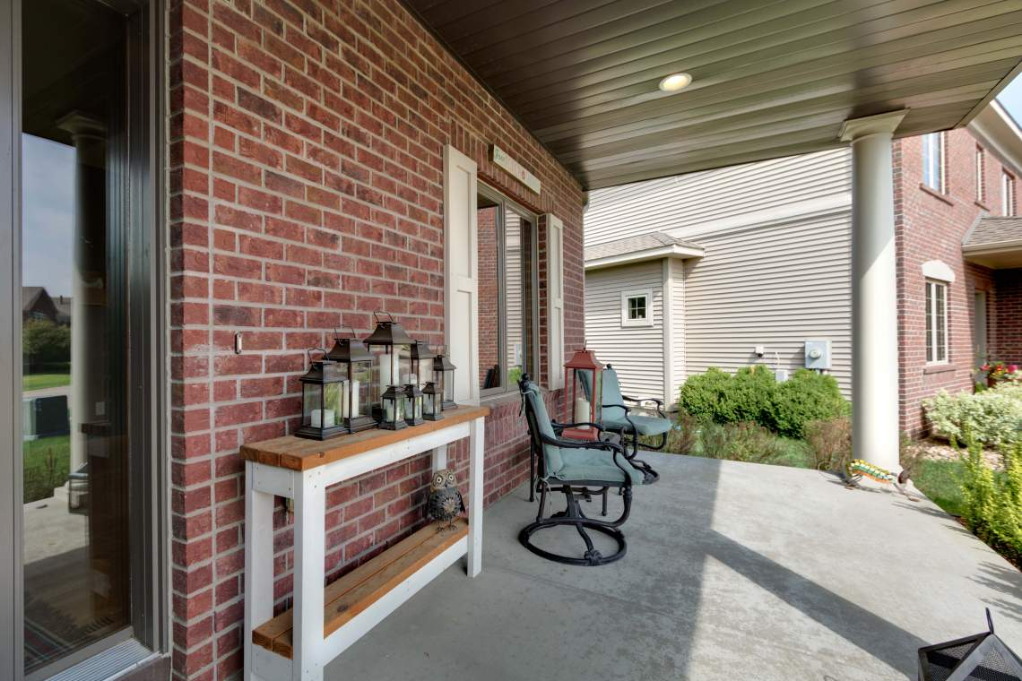 1 Front Patio