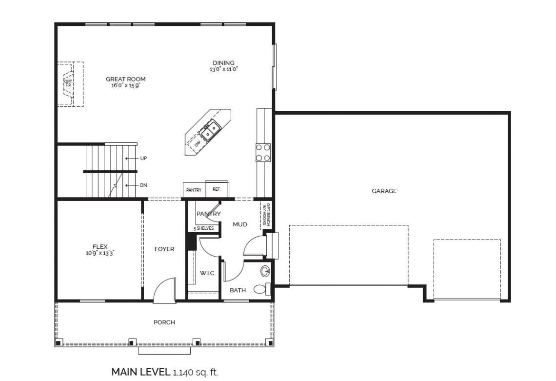 Arvada 2-story MLS marketing main level