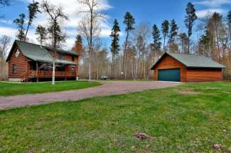 N8204 Lakeside Rd, Trego, WI 54888