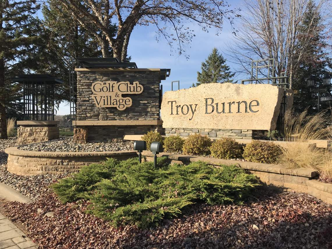 Troy Burne Village