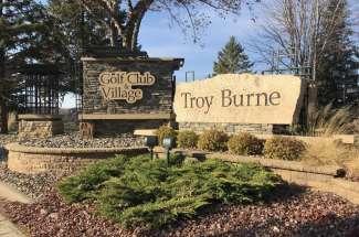 Troy Burne